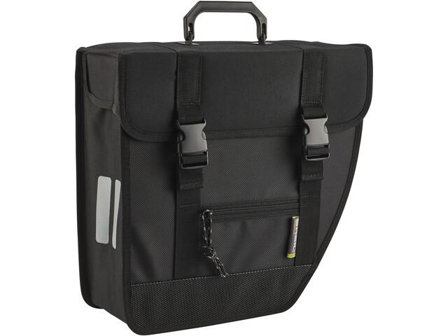 Basil Tour Single Side Bag 17l, right black